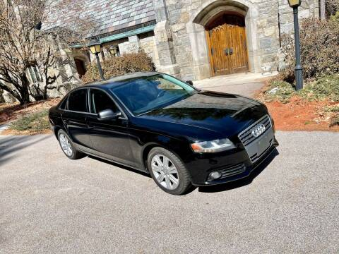 2011 Audi A4 for sale at ds motorsports LLC in Hudson NH