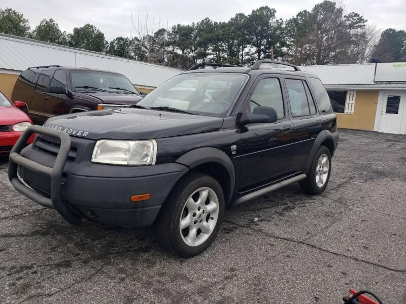 2002 Land Rover Freelander for sale in Snellville, GA
