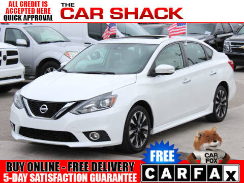 2017 Nissan Sentra for sale at The Car Shack in Hialeah FL