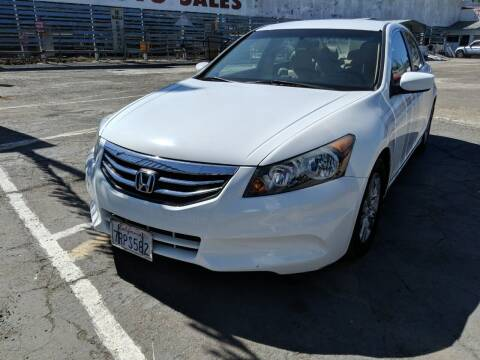 2012 Honda Accord for sale at Best Deal Auto Sales in Stockton CA
