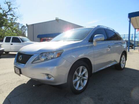 2010 Lexus RX 350 for sale at Quality Investments in Tyler TX