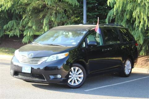 2012 Toyota Sienna for sale at Quality Auto in Manassas VA