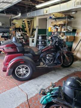 2015 Harley Davidson Tri-Glide for sale at M B & D AUTO in Virginia Beach VA