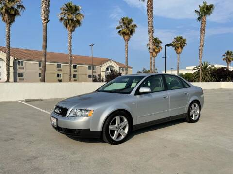 2004 Audi A4 for sale at OPTED MOTORS in Santa Clara CA
