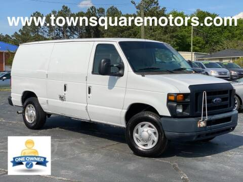 2012 Ford E-Series Cargo for sale at Town Square Motors in Lawrenceville GA