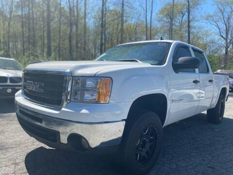 2009 GMC Sierra 1500 for sale at Car Online in Roswell GA