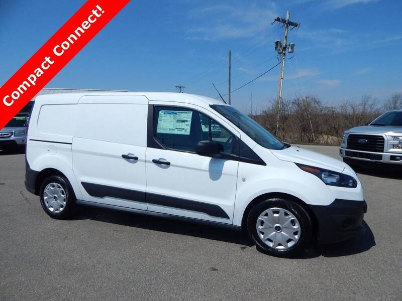 2017 Ford Transit Connect Cargo for sale at Freedom Automotives in Grove City OH