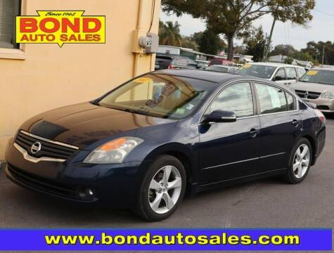 2007 Nissan Altima for sale at Bond Auto Sales in St Petersburg FL