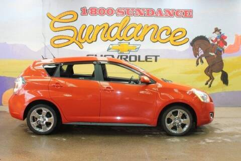 2010 Pontiac Vibe for sale at Sundance Chevrolet in Grand Ledge MI