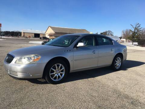 2007 Buick Lucerne for sale at Kuhn Enterprises, Inc. in Fort Atkinson IA