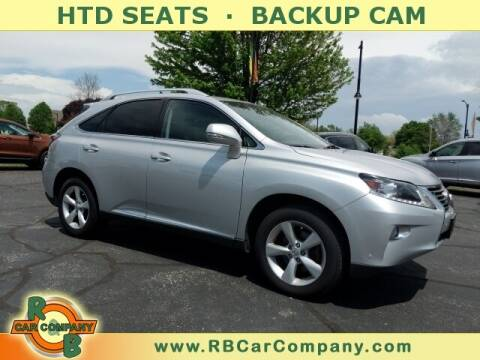 2013 Lexus RX 350 for sale at R & B Car Company in South Bend IN