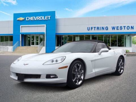 2009 Chevrolet Corvette for sale at Uftring Weston Pre-Owned Center in Peoria IL