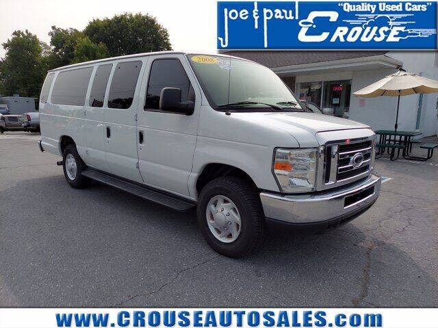 2008 Ford E-Series Wagon for sale at Joe and Paul Crouse Inc. in Columbia PA