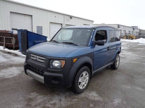 2008 Honda Element for sale at S & M IMPORT AUTO in Omaha NE