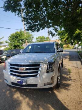 2016 Cadillac Escalade ESV for sale at Super Auto Sales & Service in Fredericksburg VA