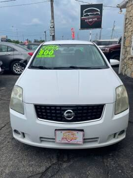 2009 Nissan Sentra for sale at DestanY AUTOMOTIVE in Hamilton OH