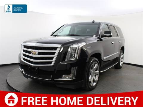 2017 Cadillac Escalade for sale at Florida Fine Cars - West Palm Beach in West Palm Beach FL