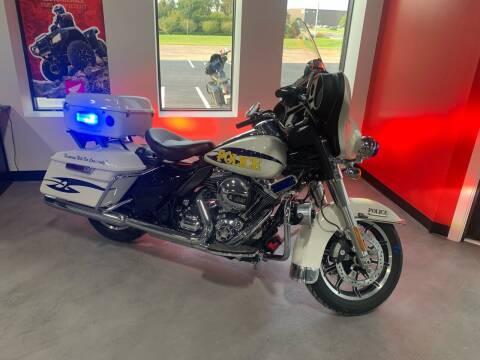 2013 Harley Davidson Electra Glide Police for sale at Dan Powers Honda Motorsports in Elizabethtown KY
