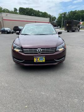 2013 Volkswagen Passat for sale at Washington Auto Repair in Washington NJ