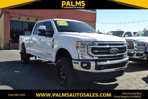 2020 Ford F-250 Super Duty for sale at Palms Auto Sales in Citrus Heights CA