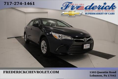 2017 Toyota Camry for sale at Lancaster Pre-Owned in Lancaster PA