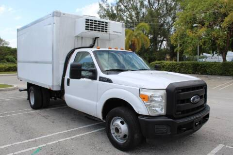2016 Ford F-350 Super Duty for sale at Truck and Van Outlet in Miami FL