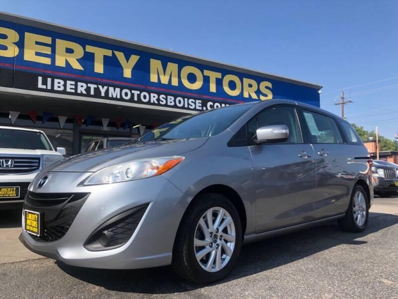 2014 Mazda MAZDA5 for sale in Boise, ID