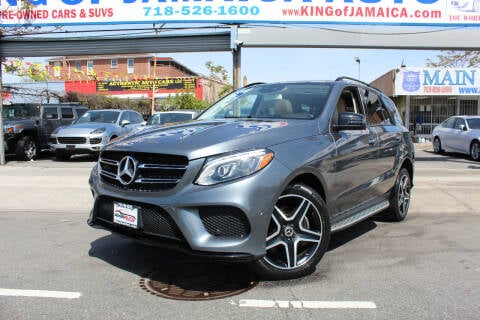 2018 Mercedes-Benz GLE for sale at MIKEY AUTO INC in Hollis NY