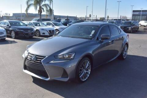 2017 Lexus IS 200t for sale at Choice Motors in Merced CA