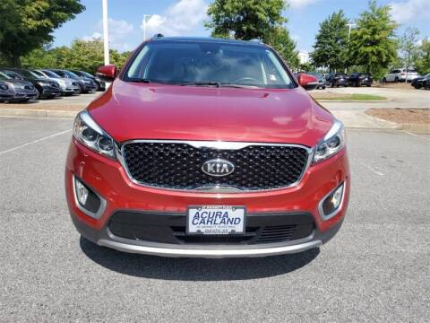 2017 Kia Sorento for sale at Southern Auto Solutions - Georgia Car Finder - Southern Auto Solutions - Acura Carland in Marietta GA
