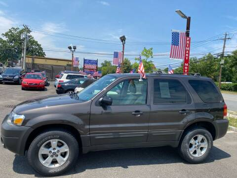 2007 Ford Escape for sale at Primary Motors Inc in Commack NY
