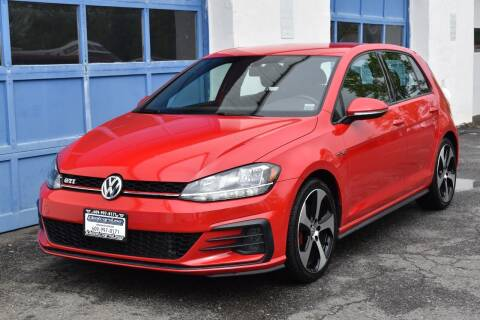 2018 Volkswagen Golf GTI for sale at IdealCarsUSA.com in East Windsor NJ