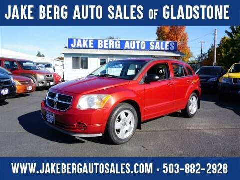 2009 Dodge Caliber for sale at Jake Berg Auto Sales in Gladstone OR