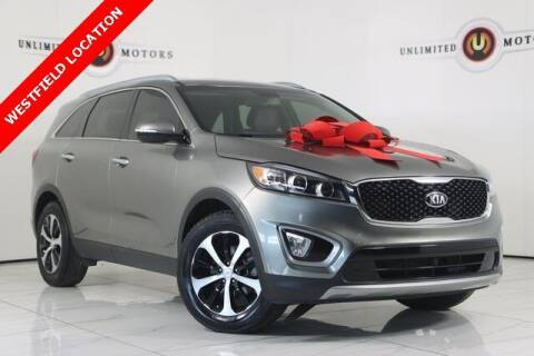 2016 Kia Sorento for sale at INDY'S UNLIMITED MOTORS - UNLIMITED MOTORS in Westfield IN