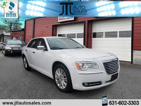 2014 Chrysler 300 for sale at JTL Auto Inc in Selden NY