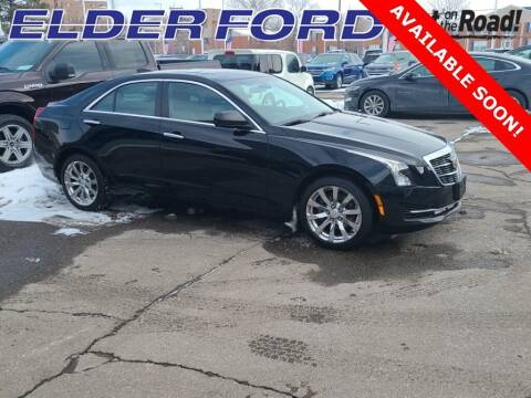 2017 Cadillac ATS for sale at Mr Intellectual Cars in Troy MI