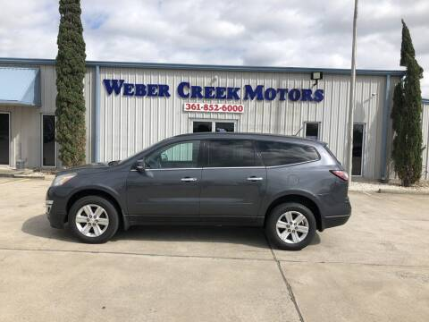 2014 Chevrolet Traverse for sale at Weber Creek Motors in Corpus Christi TX