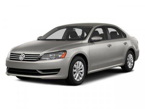 2014 Volkswagen Passat for sale at J T Auto Group in Sanford NC