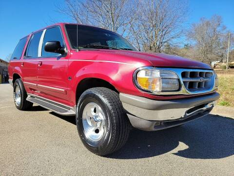 1996 Ford Explorer for sale at ELAN AUTOMOTIVE GROUP in Buford GA