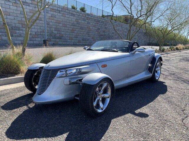 2001 Plymouth Prowler for sale at AUTO HOUSE TEMPE in Tempe AZ