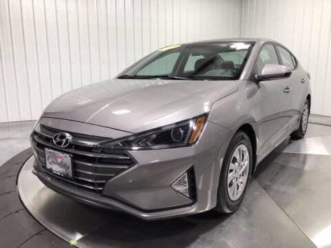 2020 Hyundai Elantra for sale at HILAND TOYOTA in Moline IL