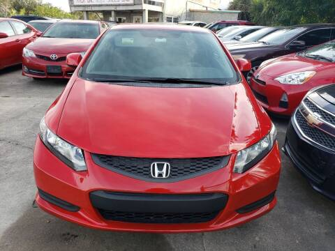 2013 Honda Civic for sale at Track One Auto Sales in Orlando FL