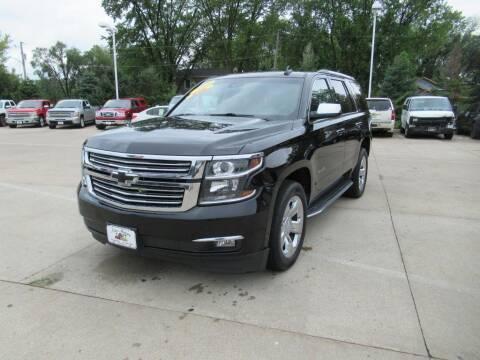 2016 Chevrolet Tahoe for sale at Aztec Motors in Des Moines IA
