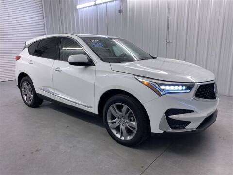 2020 Acura RDX for sale at JOE BULLARD USED CARS in Mobile AL