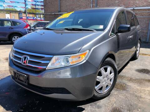 2011 Honda Odyssey for sale at Jeff Auto Sales INC in Chicago IL