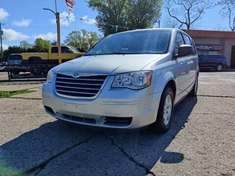 2010 Chrysler Town and Country for sale at Lamarina Auto Sales in Dearborn Heights MI