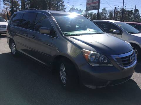 2009 Honda Odyssey for sale at Georgia Car Shop in Marietta GA
