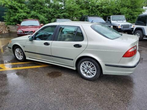 2005 Saab 9-5 for sale at MX Motors LLC in Ashland MA