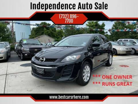 2010 Mazda CX-7 for sale at Independence Auto Sale in Bordentown NJ