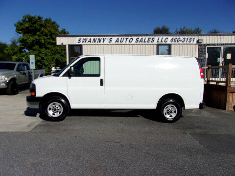 2014 GMC Savana Cargo for sale at Swanny's Auto Sales in Newton NC